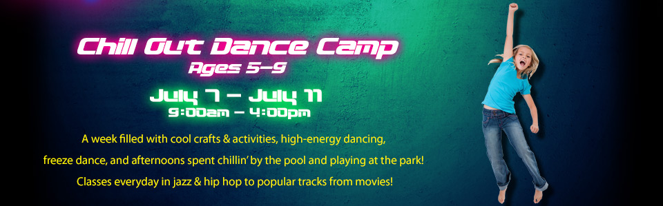 Chill Out Dance Camp