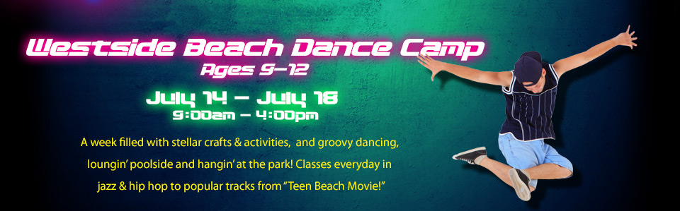 Westside Beach Dance Camp